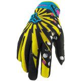 Nuovi guanti di corsa respirabili gialli per il cavaliere di motocross (MAG23)