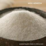 Fabrik-Zubehörvon niedrigem reinheitsgrad 50-99% gesalzene Msg, Mononatrium- Glutamat 8-100mesh
