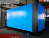 Compressor van de Lucht van de Schroef van de Rotoren van de Waterkoeling van de metallurgie De Dubbele