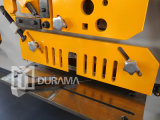 Ironworker hidráulico, corte, máquina de ferrugem, máquina universal de perfuração e cisalhamento / máquina de perfuração