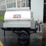 1000L Bitumen Spraying Truck with Diesel Burner