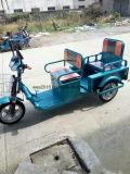 貨物乗客3の荷車引きの電気三輪車