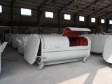 Тележка/тележки Compactor отброса тележки погани 12m3 Cnhtc для сбывания