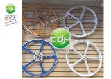 rueda de bicicleta 700c, rueda de la bici con el material del alumbre