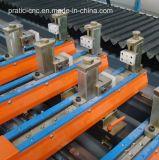 Centro de mecanización de la placa de aluminio del CNC que muele (PZA-CNC6500S-2W)