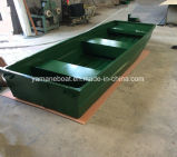 Barco de rio de alumínio liso de Botoom