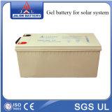 Batteria solare del gel di memoria per la centrale elettrica (12V200ah)