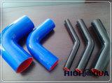 Flexibler 45/90/135/180 Grad stößt Silikon-Schlauch