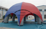광고를 위한 6개의 다리 거대한 팽창식 천막