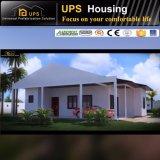 Casa prefabricada confiable certificada Ce del palmo de la larga vida