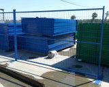 Rete fissa provvisoria rivestita del PVC con l'alta qualità