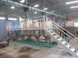 Mini-raffinerie de pétrole brut professionnels de la machine