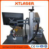 Máquina de la marca del metal del laser del laser 20W 30W 50W de la fibra para el acero inoxidable