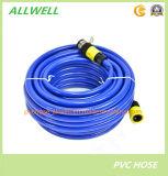 Tubo diLavaggio di rinforzo intrecciato fibra flessibile del PVC della plastica 1