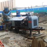 Engenheiros disponíveis para manutenção da bomba de Concreto Estacionária