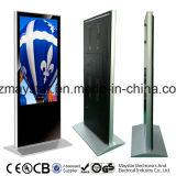 Voller HD LED Bildschirm freie Stellung USB-42 Zoll Kiosk bekanntmachend