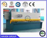 Máquina de estaca hidráulica da placa de aço com CE