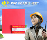 Feuille de mousse rose professionnelle PVC