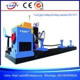 De automatische CNC Scherpe Machine van de Brandstof van Oxy van het Gas van de Vlam van het Plasma van de Buis van de Pijp van het Staal
