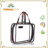4 parti Cosmetic Bag in Bag Set Travel Toiletry Bag