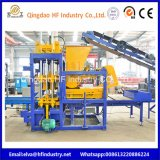 Máquinas de bloqueio do bloco do tijolo do Paver do equipamento de construção do edifício da lista Qt5-15
