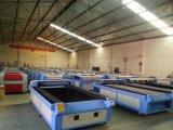 Máquina de corte de gravura a laser CNC com certificado Ce para acrílico / papel / pano