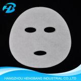 Máscara facial de fibra de Ramie ou máscara de rosto facial para máscara não tecida