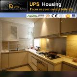 Chambre préfabriquée de conteneur de lumière vivante résidentielle permanente de famille avec des équipements