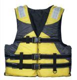 熱い販売は価格の海洋生物のジャケット、泡の救命胴衣を遊ばす