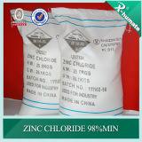Верхний хлорид цинка ранга качества 98%Min промышленный