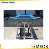 Levage personnalisé 2500kg de véhicule de ciseaux avec hydraulique