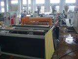 Il PVC ha ondulato il tetto/macchina lustrata di produzione delle mattonelle