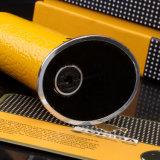 Cohiba 형식 회전대 헤드 방풍 금속 토치 여송연 점화기 (ES-CA-007)
