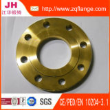 Flange Pn6 Terminar-Soldada aço do GOST 12820-8