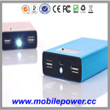 Bewegliche Mobile Power Bank mit LED Light (JYY-S36)