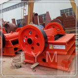 Máquina do triturador da rocha do triturador de pedra do PE