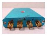 Карманный голубой цвет мощный GSM, CDMA, 3G мобильный телефон, Jammer Wi-Fi /Bluetooth