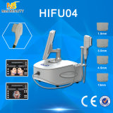 Hifu 4 Cartridges Cartridge Slimming Face Lift Machine (HIFU04)