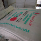 Bolso tejido PP del cemento de la fábrica 50kg del bolso de China