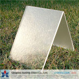 Vidro de folha 1634*984 revestida Tempered Photovoltaic para a célula solar/casa verde