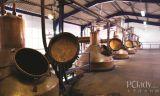 Distillatore dell'olio essenziale per il caprifoglio del giglio della lavanda