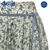 Мода лета леди долго-Line напечатано нерегулярных нижней части юбки поршня