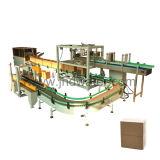 Karton, der &Sealing Maschine aufrichtet u. karrt