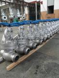 """BS1873/API600 getto valvola di globo dell'acciaio Class1500 3 """""""