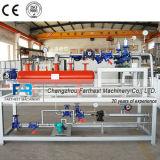トウモロコシの食事の生産のための蒸気の押出機
