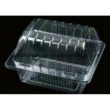 機械を作るプラスチックによって蝶番を付けられるプラスティック容器
