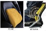 Coxim traseiro automático do carro e da massagem da HOME com bateria recarregável