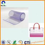 Folha macia do PVC da película flexível do PVC