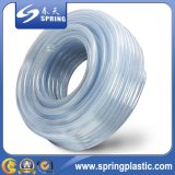Mangueira reforçada flexível resistente UV- do PVC com preço do competidor