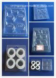 プラスチックの箱のゆとりのプラスチックパッキングクラムシェルボックス荷箱